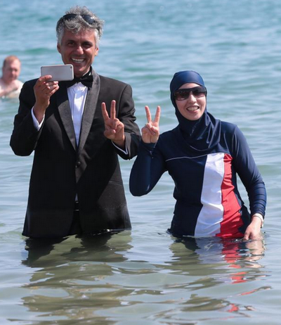 Ridicule_Burkini